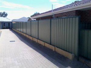 Colorbond fencing Canberra